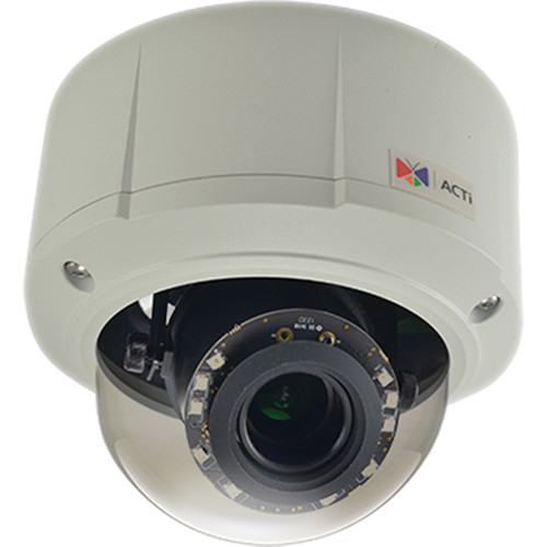 ACTi 1.3MP Outdoor Dome Camera