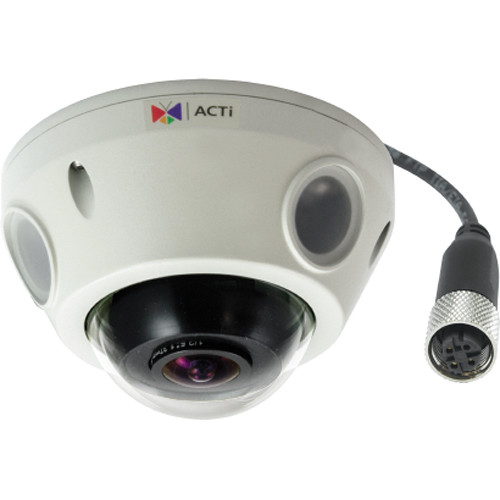 ACTi 5MP Outdoor Mini Dome Camera