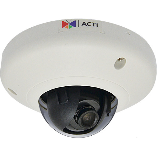 ACTi 10MP Mini Dome Camera