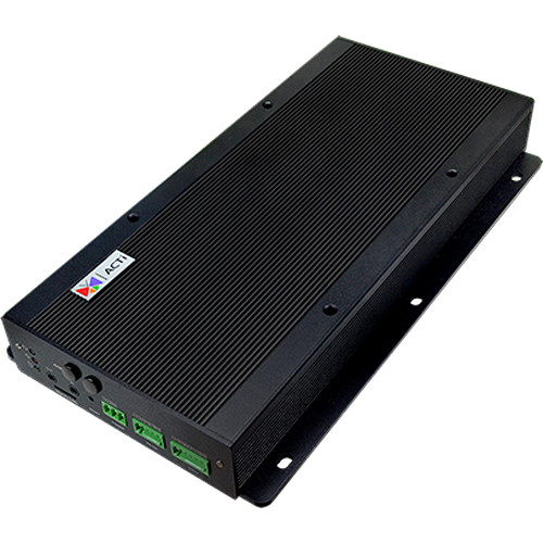 ACTi ECD-200 16-Channel Media Display Station with Wi-Fi, Bluetooth & GPS