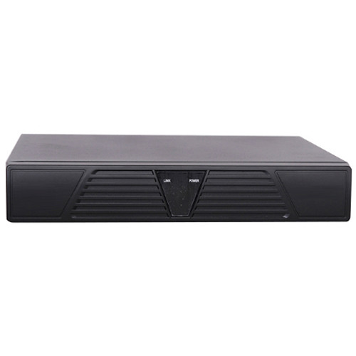 ACTi 4-Channel 1-Bay Desktop NVR with 4-Port PoE Connectors (2TB)