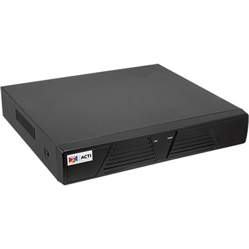 ACTi ENR-020P 9-Channel 4MP NVR with 2TB HDD