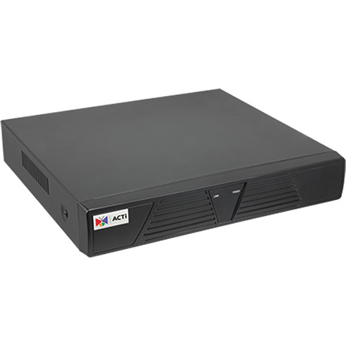 ACTi ENR-020P 9-Channel 4MP NVR with 4TB HDD