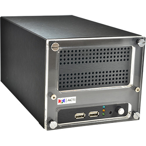 ACTi ENR-110 4-Channel 10MP NVR with 1TB HDD