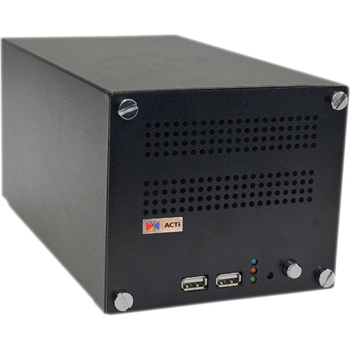 ACTi 4-Channel 10MP NVR