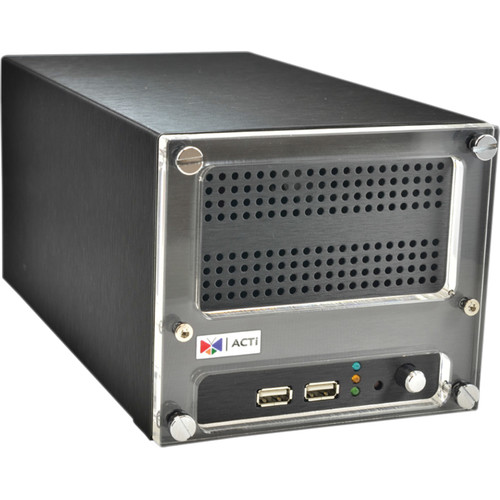 ACTi 9-Channel 10MP NVR