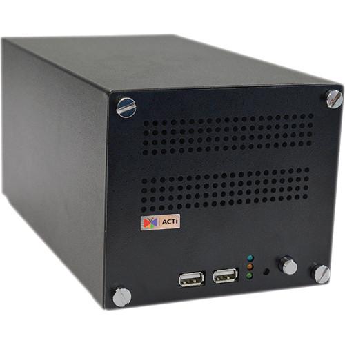 ACTi ENR-130 16-Channel 2-Bay H.264 Desktop Standalone NVR (No HDD)