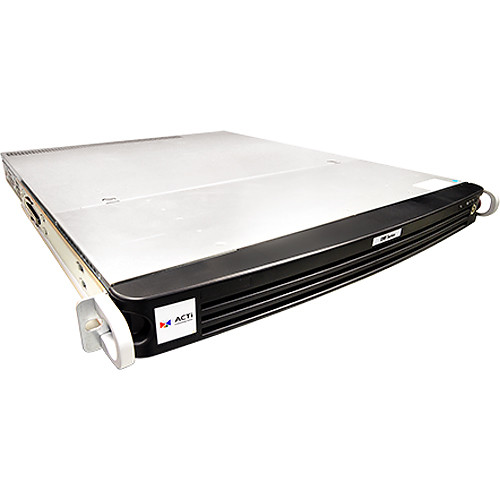 ACTi 16-Channel 4-Bay Rackmount Standalone NVR with Recording