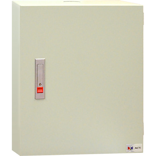 ACTi ENR-620P 9-Channel 12MP Lockbox Standalone NVR (No HDD)
