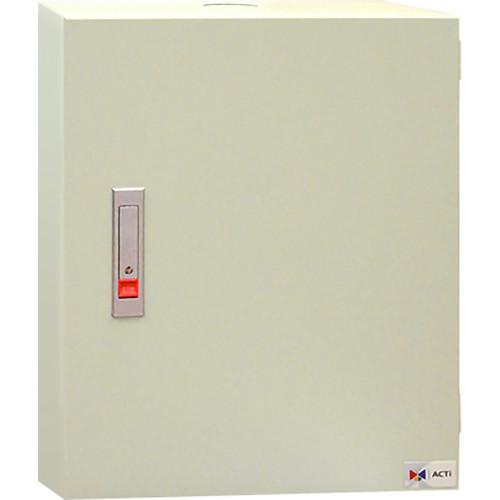 ACTi ENR-620P 9-Channel 2-Bay Lockbox Standalone NVR