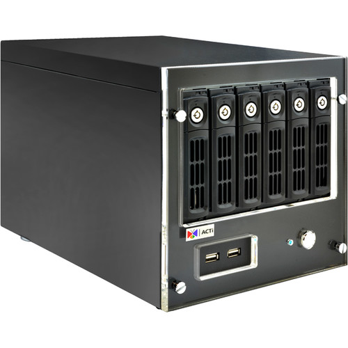 ACTi GNR-330 64-Channel Standalone NVR (No HDD)