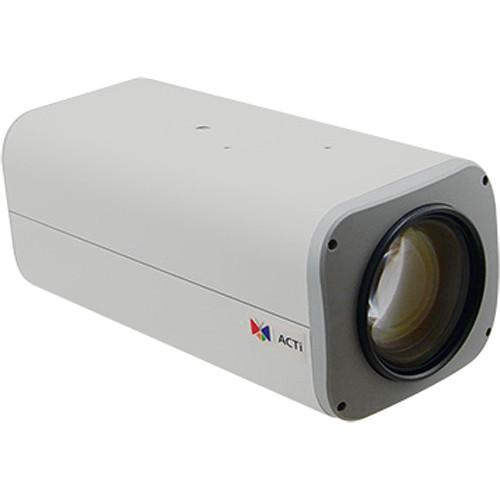 ACTi I29 2MP Day/Night Zoom Box Camera