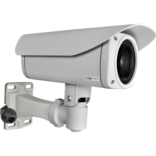 ACTi I45 2MP Day/Night Vandal-Resistant Bullet Camera with 4.3 to 129mm Varifocal Lens and 30x Zoom Lens