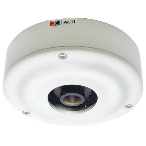 ACTi 5MP Outdoor Hemispheric Dome Camera