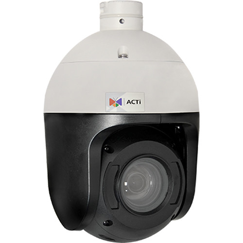 ACTi I915 2MP Outdoor PTZ Network Dome Camera with Night Vision & Heater