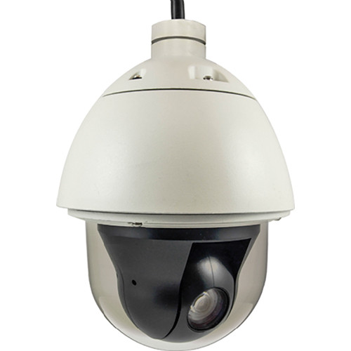 ACTi I95 1 MP Extreme WDR Day & Night HPoE Outdoor Speed Dome PTZ IP Camera with 30x Zoom Lens