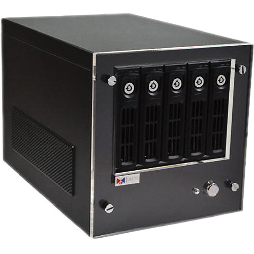 ACTi INR-320 64-Channel 6-Bay RAID Tower Standalone NVR