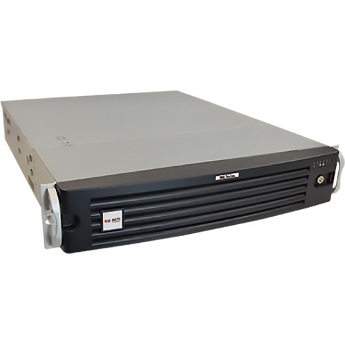ACTi INR-450 200-Channel 12-Bay Rackmount Standalone NVR with RAID and Redundant Power Supply (No HDD)