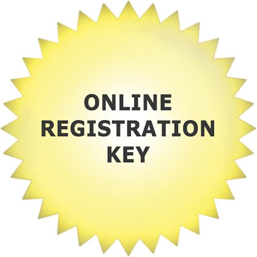 ACTi Online Registration License Key for Central Management System 2.0