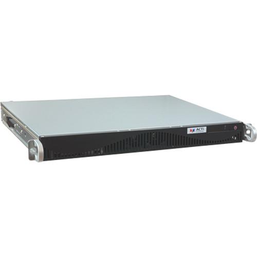 ACTi 6-Channel 1-Bay ALPR Rackmount Standalone IVS