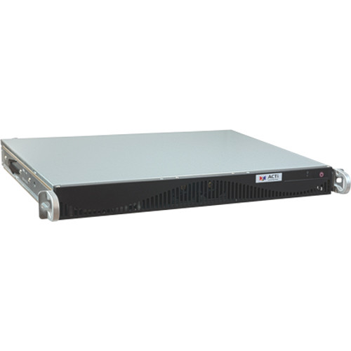 ACTi 6-Channel 1-Bay ALPR Rackmount Standalone IVS