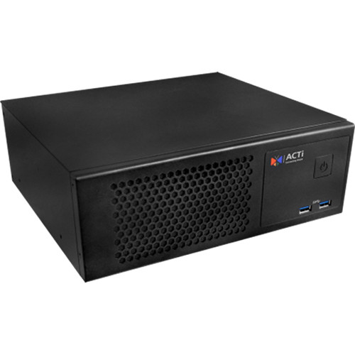ACTi MGB-104 1-Channel 1-Bay Mini Metadata Generator Box with Facial Recognition