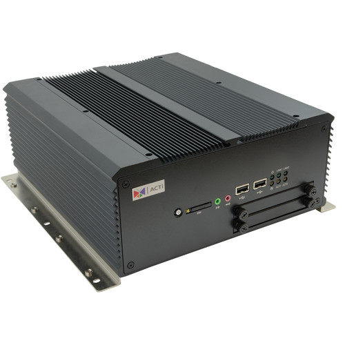 ACTi MNR-320P 16-Channel 1-Bay Transportation NVR with 4GB RAM