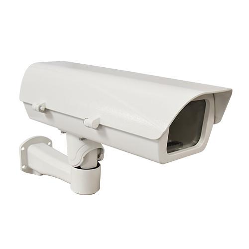 ACTi Heavy-Duty Outdoor Camera Housing with Bracket, Heater & Fan (230V)