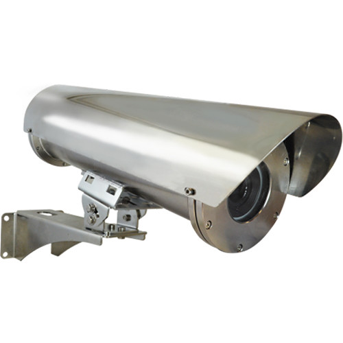 ACTi PMAX-0208 Explosion Proof Box Camera Housing with Heater, Fan & Bracket (110 VAC)