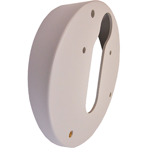 ACTi Tilted Wall Mount for Indoor Hemispheric Camera with IR LED