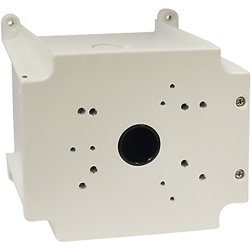 ACTi Junction Box for Select Bullet & Zoom-Bullet Cameras