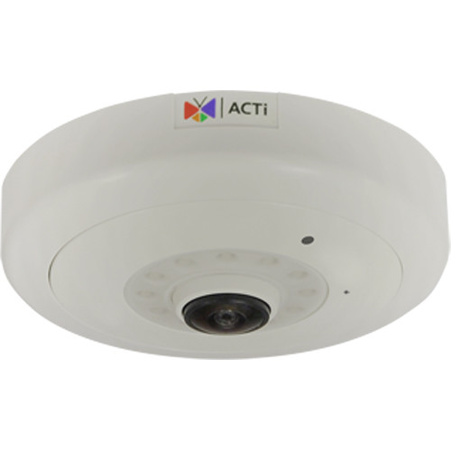 ACTi Q51 6MP Hemispheric Dome Camera with Night Vision