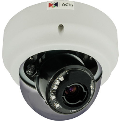 ACTi Q61 2MP Zoom Dome Camera with Night Vision