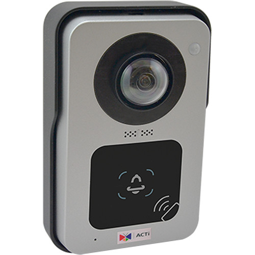 ACTi Q950 6MP Outdoor Video Door Station with Night Vision