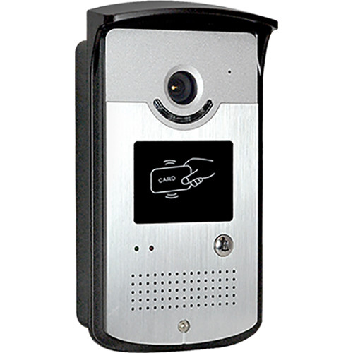 ACTi R61C-30 1MP SIP VoIP Intercom and Mifare Card Reader