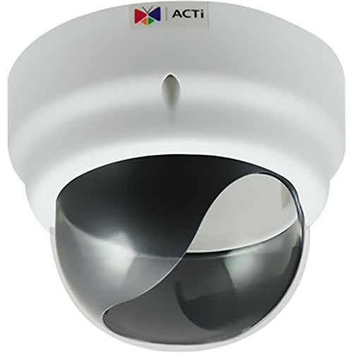 ACTi ACR70150003 Dome Cover Housing with Transparent Cover for D6x and E6x Dome Cameras