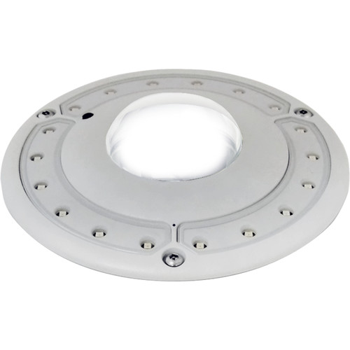 ACTi R701-90001 Dome Cover Housing with Transparent Dome Cover and IR Board