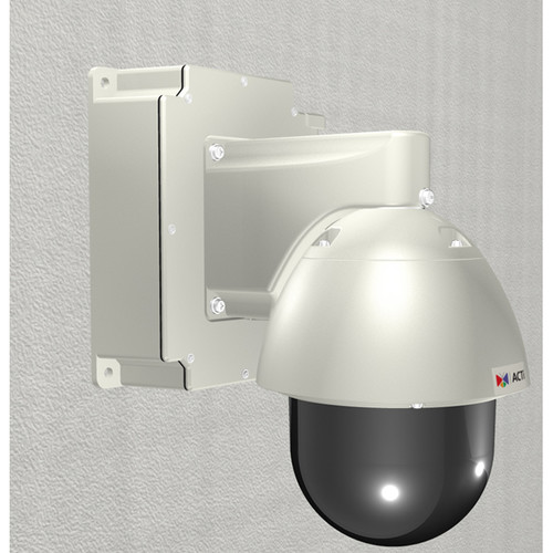 ACTi Junction Box with PTZ Wall Mount for Select Outdoor PTZ/Speed Dome Cameras