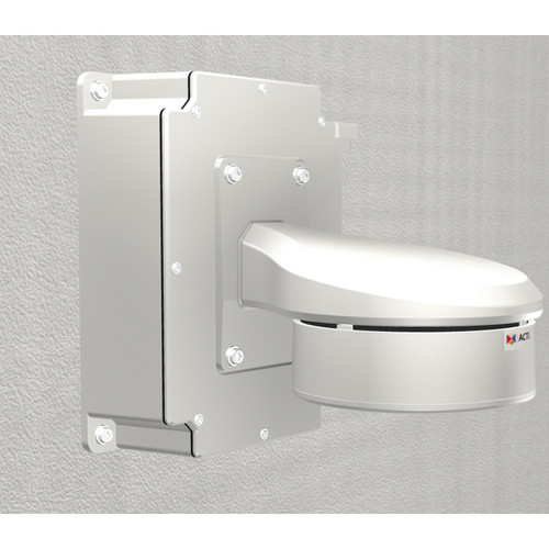 ACTi Junction Box with Heavy Duty Wall Mount for B8x, B9x, D7x, D8x, E8x, I7x, KCM-7911 & Select E7x Cameras