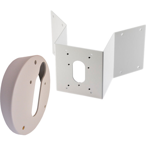 ACTi PMAX-0402 Corner Mount & PMAX-0320 Tilted Wall Mount Bundle for B511 Camera