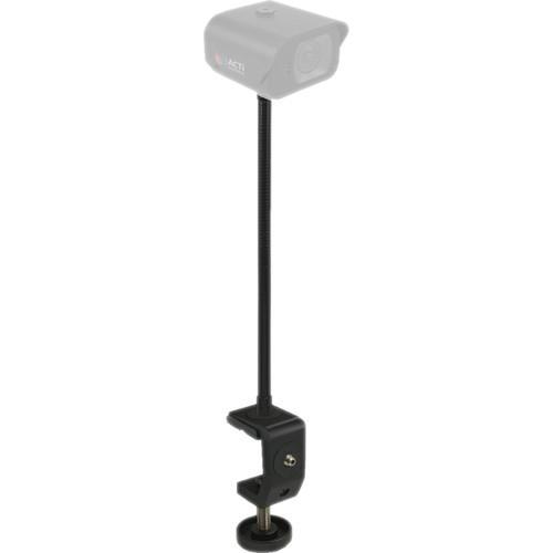 ACTi Edge Clamp with Gooseneck for Micro Box Cameras