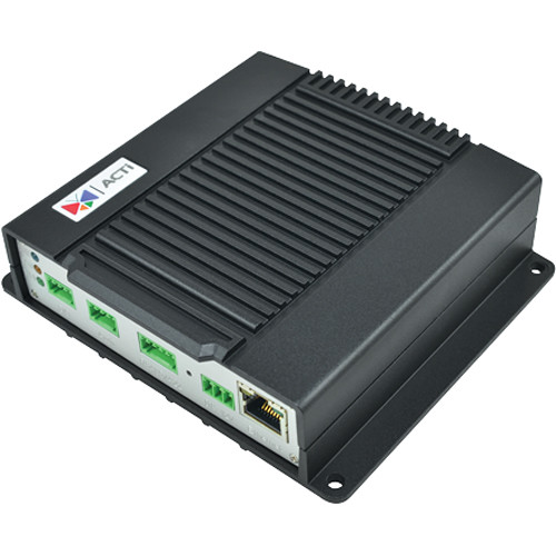 ACTi V22 1-Channel 960H/D1 H.264 Video Encoder with Analog Video Output
