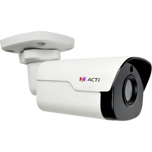 ACTi Z31 4MP Outdoor Network Mini Bullet Camera with Night Vision