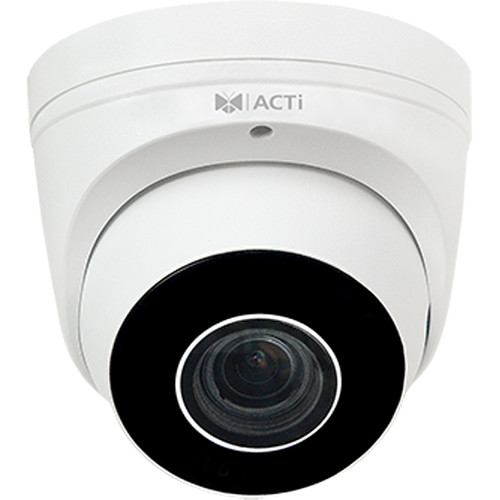 ACTi Z81 2MP Outdoor Network Dome Camera with 2.7-12mm Lens & Night Vision