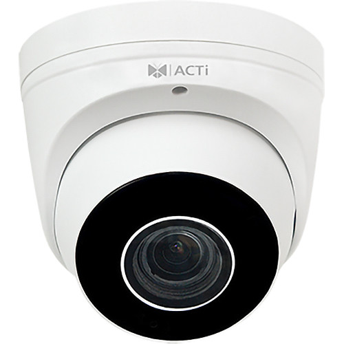 ACTi Z82 4MP Outdoor Network Dome Camera with Night Vision