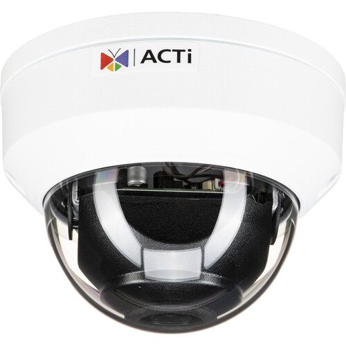 ACTi Z95 4MP Outdoor Network Mini Dome Camera with Night Vision