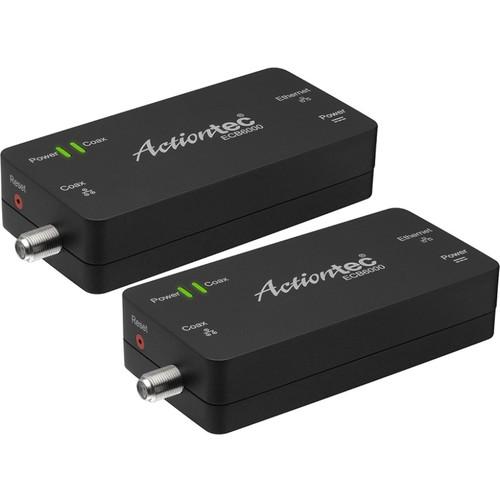 Actiontec MoCA 2.0 Network Adapter (2-Pack)