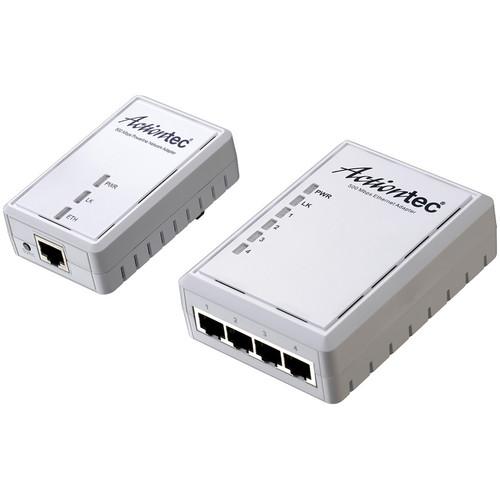 Powerline AV500 4-Ports Network Adapter