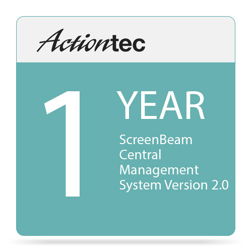 Actiontec ScreenBeam Central Management System Version 2.0 (1-Year License)