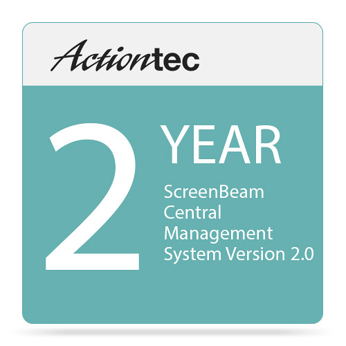 Actiontec ScreenBeam Central Management System Version 2.0 (2-Year License)